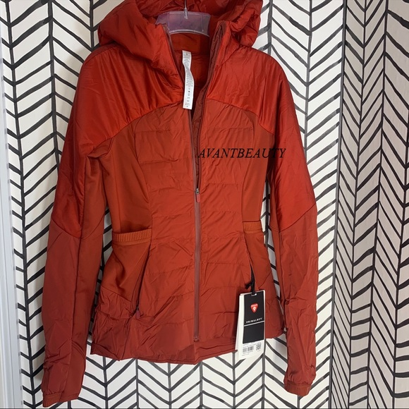 lululemon athletica Jackets & Blazers - 🔸 Lululemon down for it all jacket magma size 2